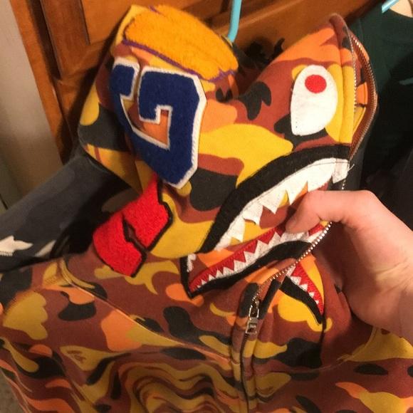cf6186d9ac658 Bape Jackets & Coats | Ultimate 1st Camo Jacket | Poshmark